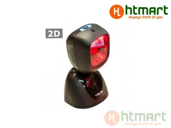 Máy quét mã vạch đa tia 2D Honeywell (Trung Quốc) Youjie HF600