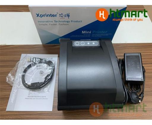 ứng dụng Những của máy in đơn hàng XPrinter XP-350B