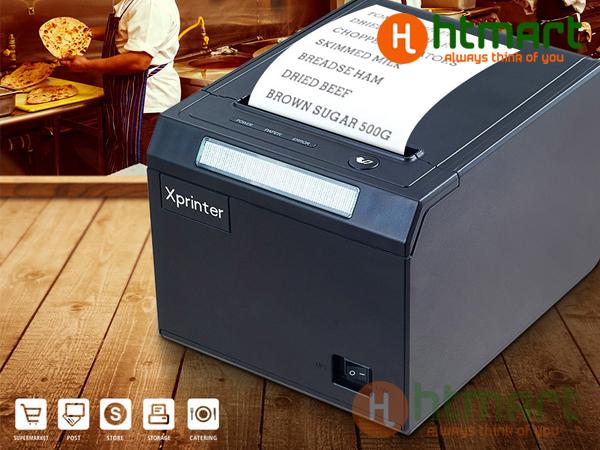 xprinter xp s300l may in oder nha bep