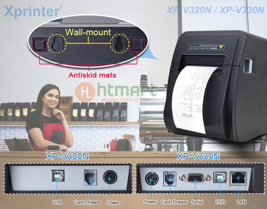 Xprinter V320N/ V330N