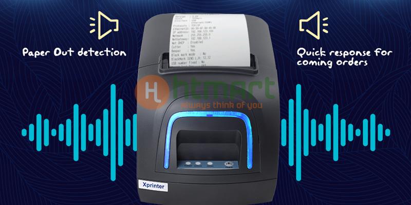 xprinter xp A260m oder kitchen