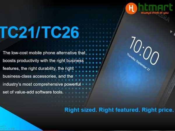 zebra tc21 tc 26
