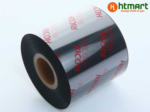 ribbon wax/ resin ricoh B110Z