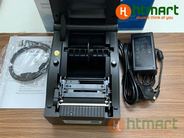 máy in mã vạch xprinter xp 350b